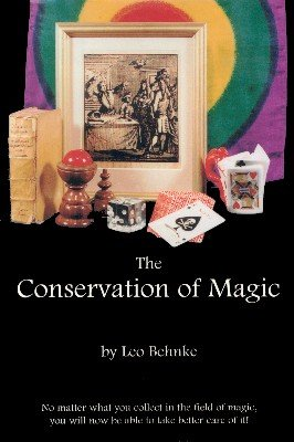 The Conservation of Magic by Leo Behnke