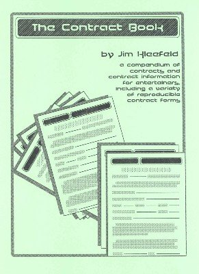 The Contract Book by Jim Kleefeld