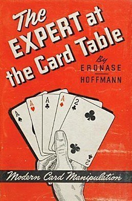 The Expert at the Card Table by S. W. Erdnase