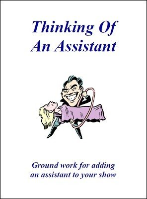 Thinking of an Assistant by Brian T. Lees