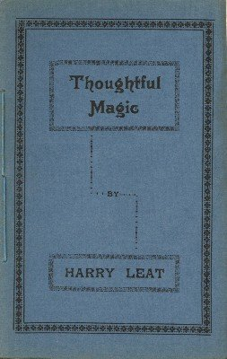 Thoughtful Magic by Harry Leat