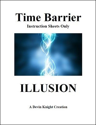 Time Barrier Illusion by Devin Knight