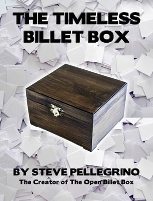 The Timeless Billet Box by Steve Pellegrino