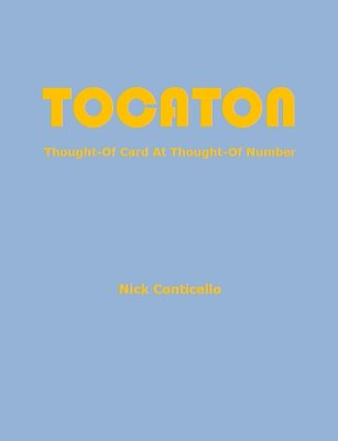 TOCATON by Nick Conticello
