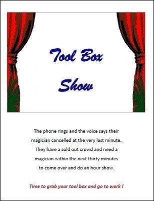 Tool Box Show by Brian T. Lees