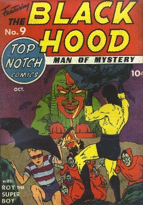 Top-Notch Comics No. 9 (Oct 1940) by Various Authors