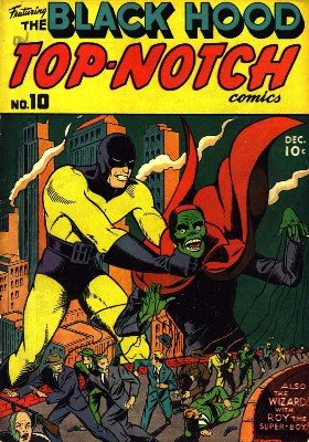 Top-Notch Comics No. 10 (Dec 1940) by Various Authors