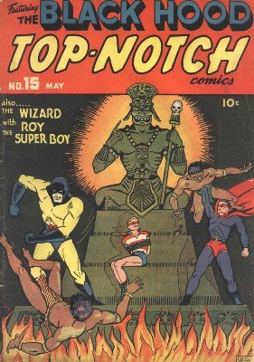 Top-Notch Comics No. 15 (May 1941) by Various Authors
