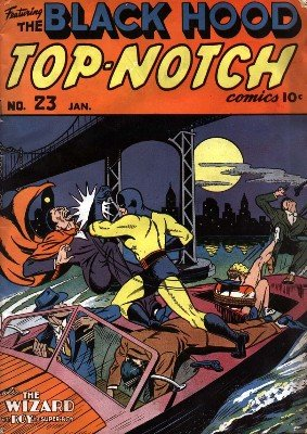 Top-Notch Comics No. 23 (Jan 1942) by Various Authors