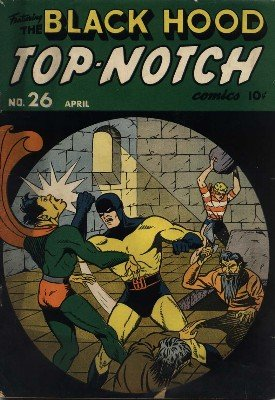 Top-Notch Comics No. 26 (Apr 1942) by Various Authors