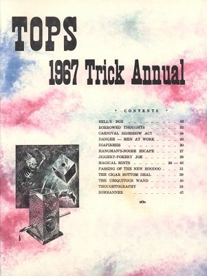 Tops 1967 Trick Annual by Neil Foster