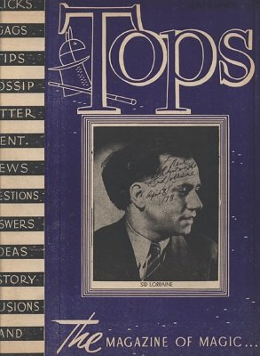 Tops Volume 7 (1942) by Percy Abbott