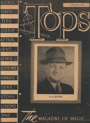 Tops Volume 8 (1943) by Percy Abbott