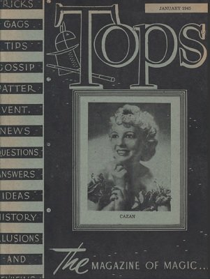 Tops Volume 10 (1945) by Percy Abbott