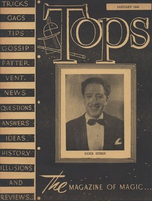 Tops Volume 11 (1946) by Percy Abbott