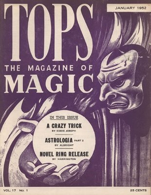 Tops Volume 17 (1952) by Percy Abbott
