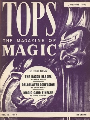 Tops Volume 18 (1953) by Percy Abbott