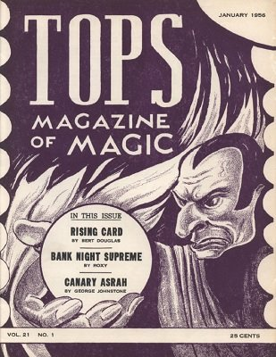 Tops Volume 21 (1956) by Percy Abbott
