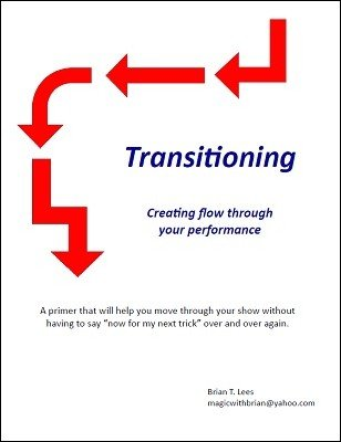 Transitioning by Brian T. Lees
