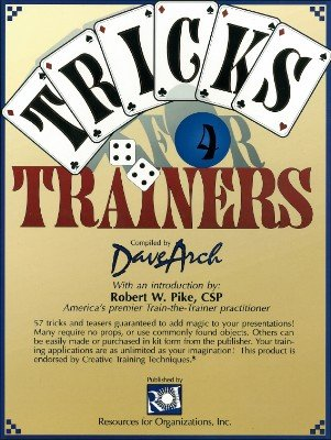 Tricks for Trainers Volume 1 by Dave Arch