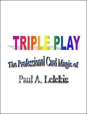 Triple Play by Paul A. Lelekis