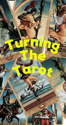 Turning the Tarot by Dave Arch