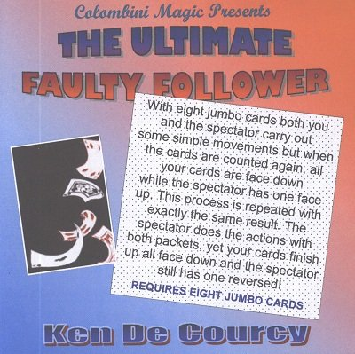 The Ultimate Faulty Follower by Aldo Colombini