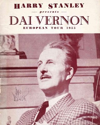 Dai Vernon European Tour 1955 by Dai Vernon