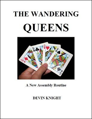 The Wandering Queens by Devin Knight