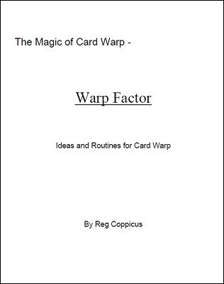 Warp Factor by Reg Coppicus