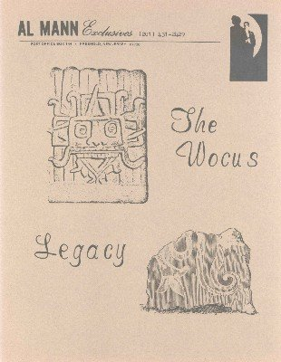 The Wocus Legacy by Al Mann