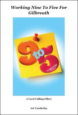 Working Nine To Five For Gilbreath by Art Vanderlay