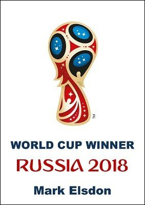 World Cup Winner 2018 by Mark Elsdon